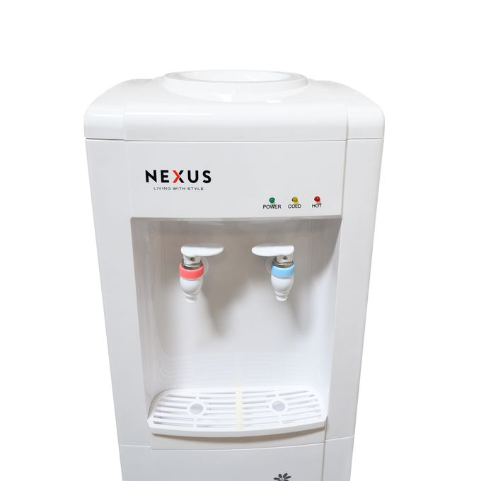 Nexus NX WD-20, Hot And Cold - White, Water Dispenser