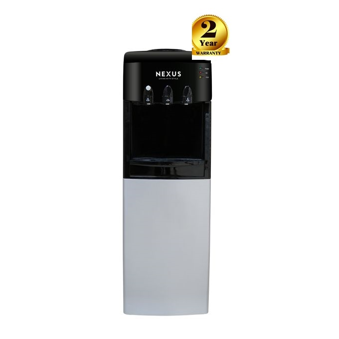 Nexus NX WD-22C, Hot, Cold And Normal - Black, Water Dispenser