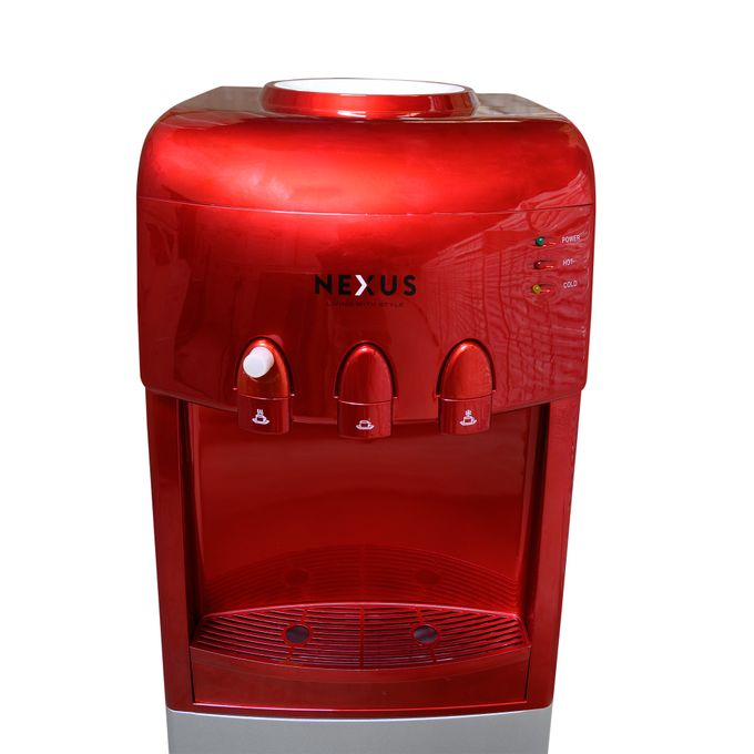 Nexus NX WD-22R, Hot, Cold And Normal - RED, Water Dispenser