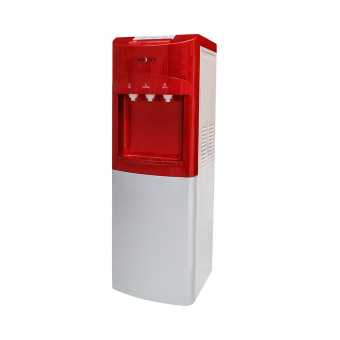 Nexus NX WD-89R, Hot, Cold And Normal - Red, Water Dispenser