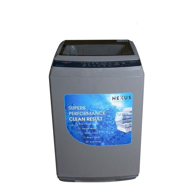 Nexus NX-WM-TL10 - 10Kg Full-Automatic Washing Machine