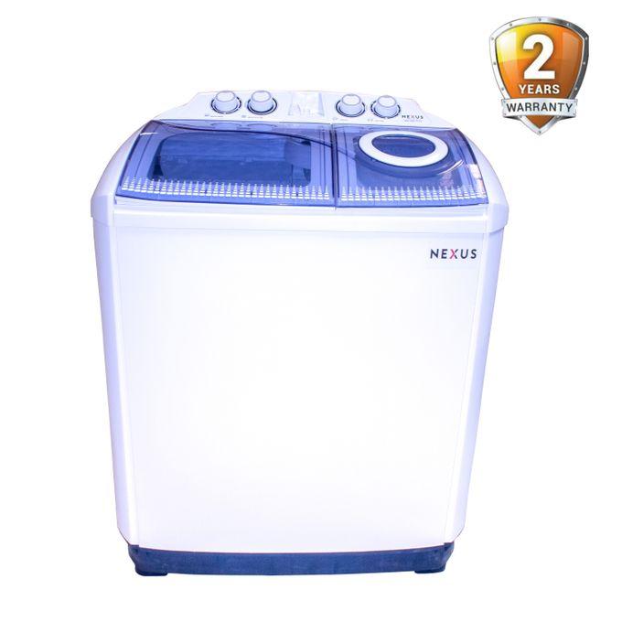 Nexus NX-WM-TT10 - 10KG Twin Tub Washing Machine