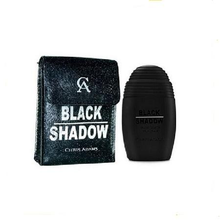 Chris Adams Black Shadow For Men- Eau De Toilette, 100 ml