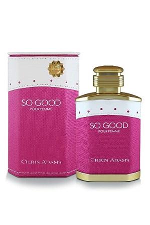 Chris Adams So Good Woman for Women , 80 ML - EDT