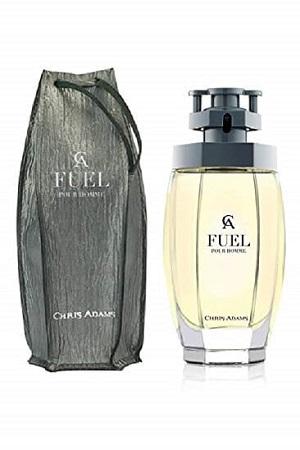Chris Adams Fuel For Men , EDT - 100 ML