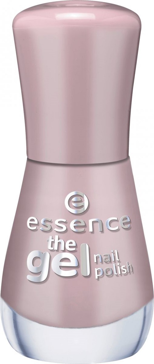 Essence  The Gel Nail Polish 99 Tip Top Taupe