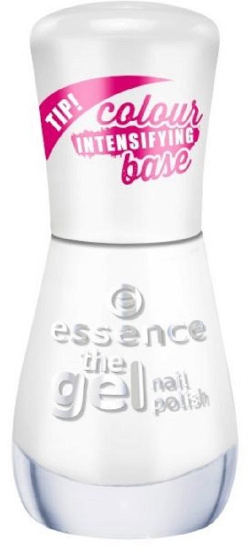 Essence The Gel Nail Polish - 33 Wild White Ways