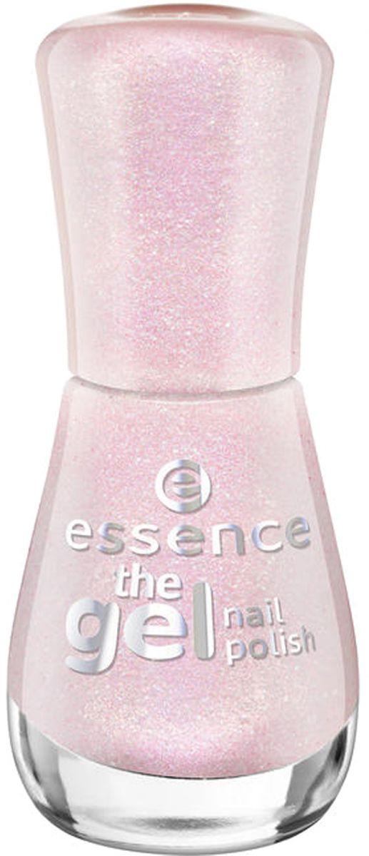 Essence The Gel Nail Polish 111 Rainbow With Sprinkles