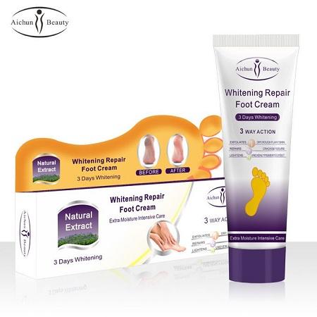 Aichun Beauty Whitening Repair Foot Cream