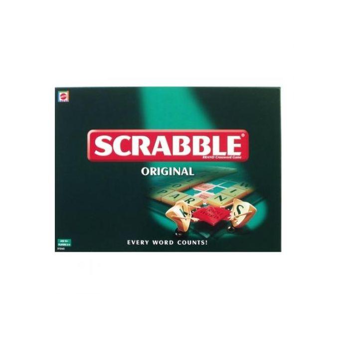 Generic Scrabble