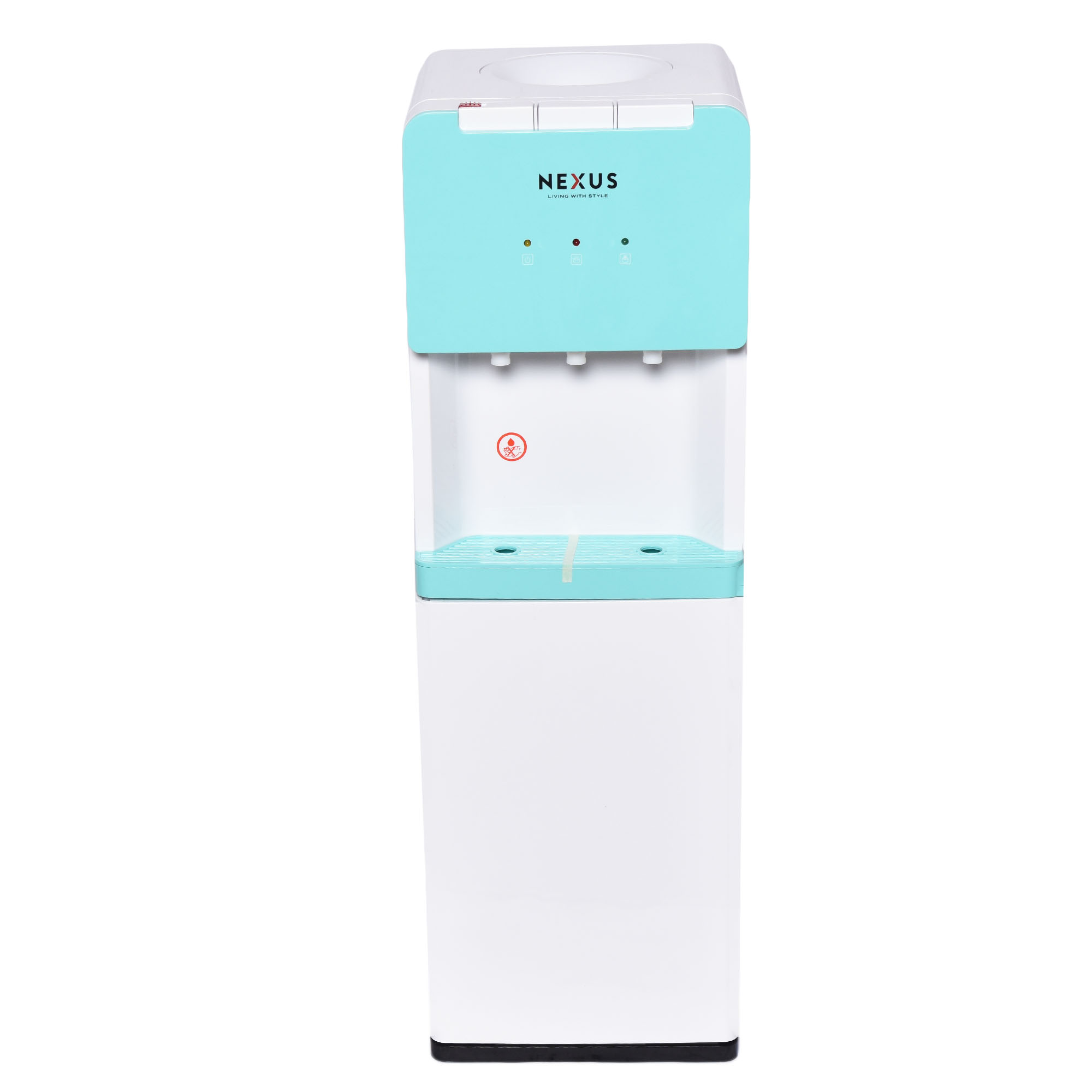 Nexus NX-102 BL, Hot & Cold & Normal - Blue, Dispenser