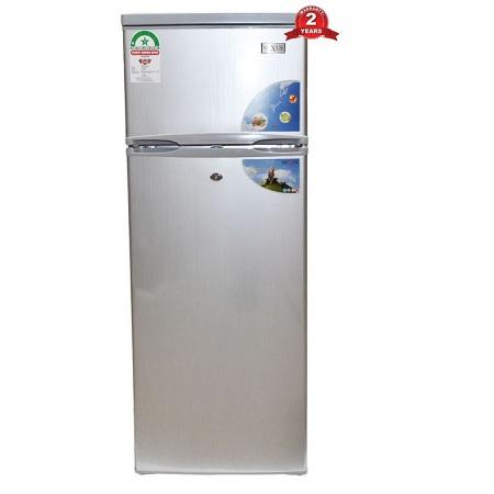 Nexus NX-228K Refrigerator - 212L- Silver.