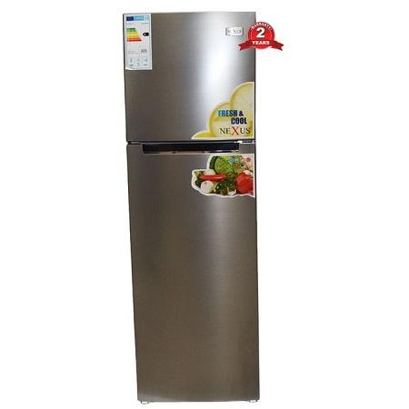 Nexus NX-320NFK, Refrigerator, 252Litres - Inox.