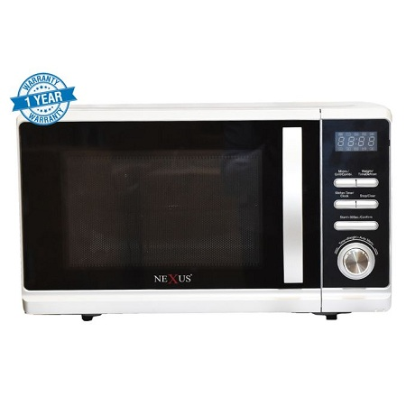 Nexus NXK-9231 MICROWAVE OVEN WITH GRILL 23 LTR (DIGITAL)