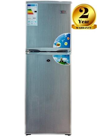 Nexus Refrigerator NX185K-138L-Silver