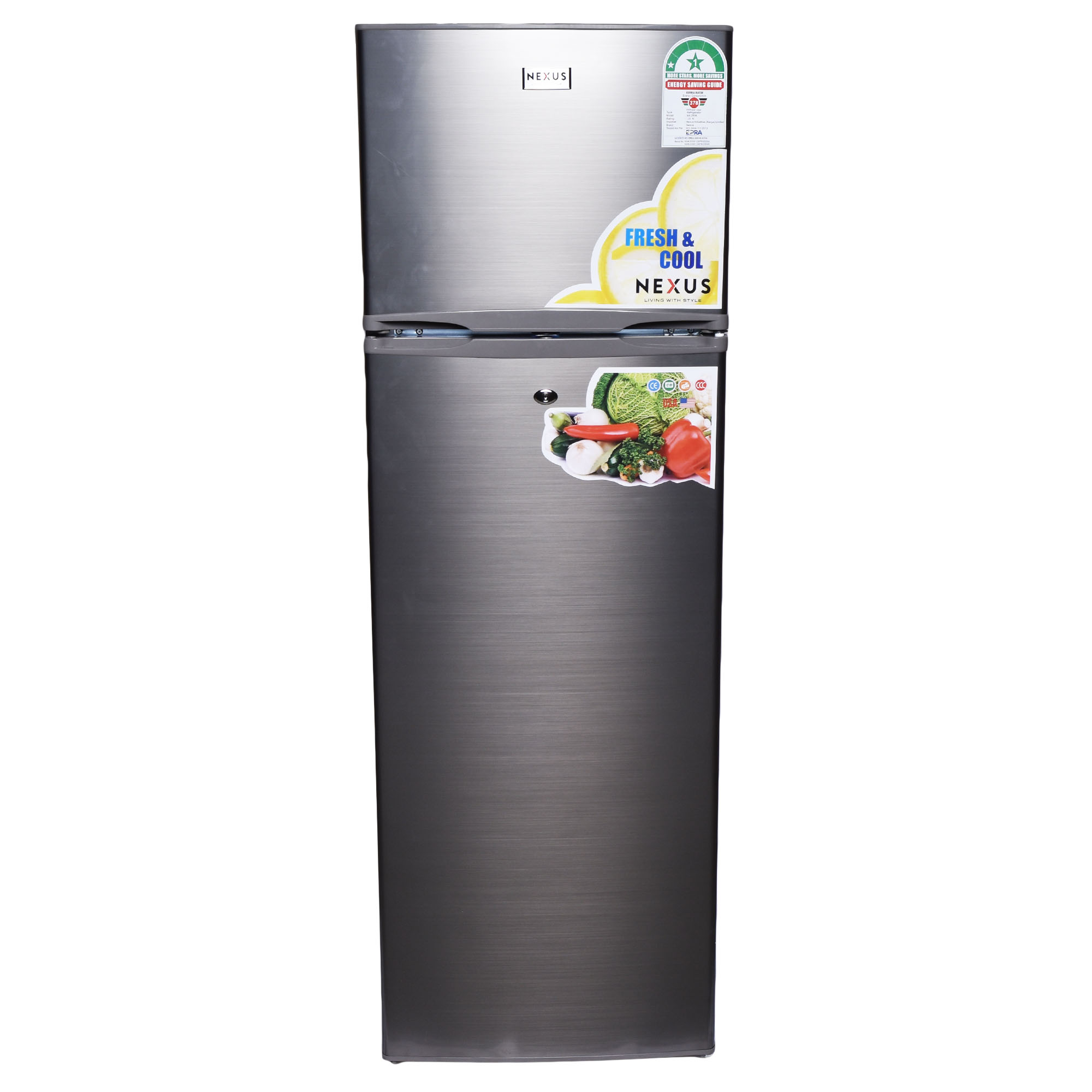Nexus Refrigerator 252L - NX 250K