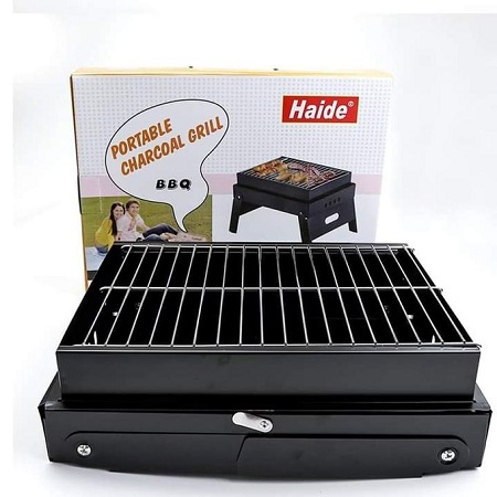 Haide Portable Charcoal Grill