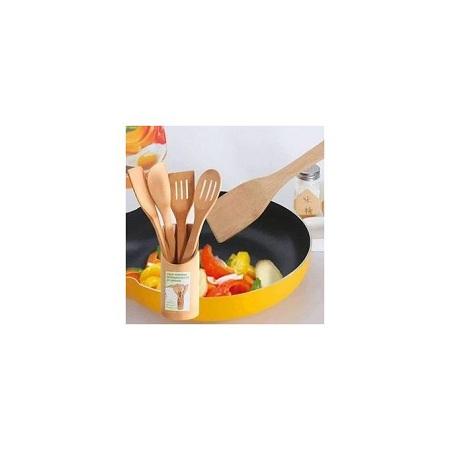 Handmade Wooden Spoon Set
