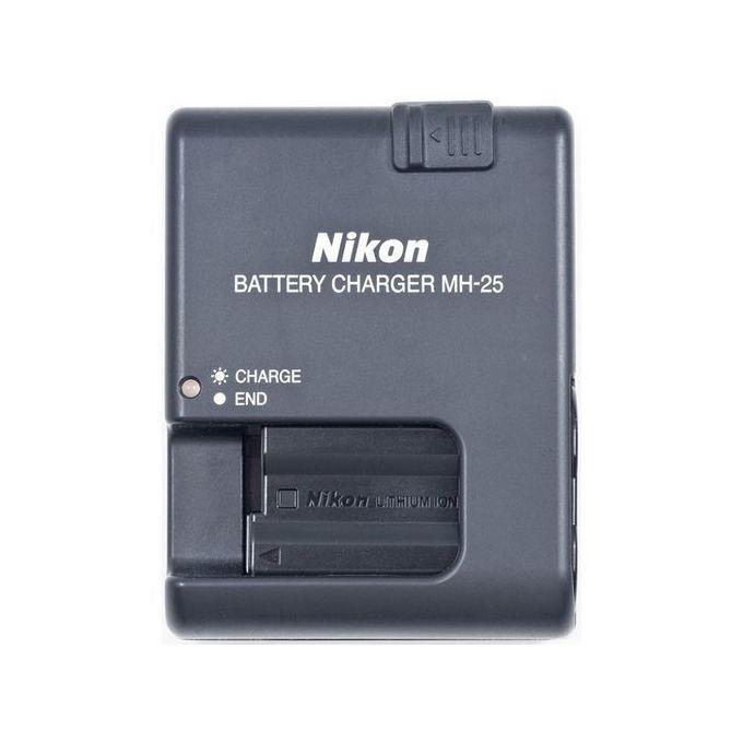 Nikon MH-25 EN-EL15 ENEL15 Camera Battery Charger For Nikon