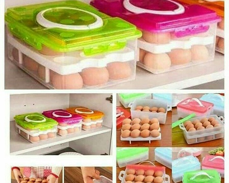 24 piece egg container