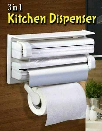 3 in 1 kitchen dispenser