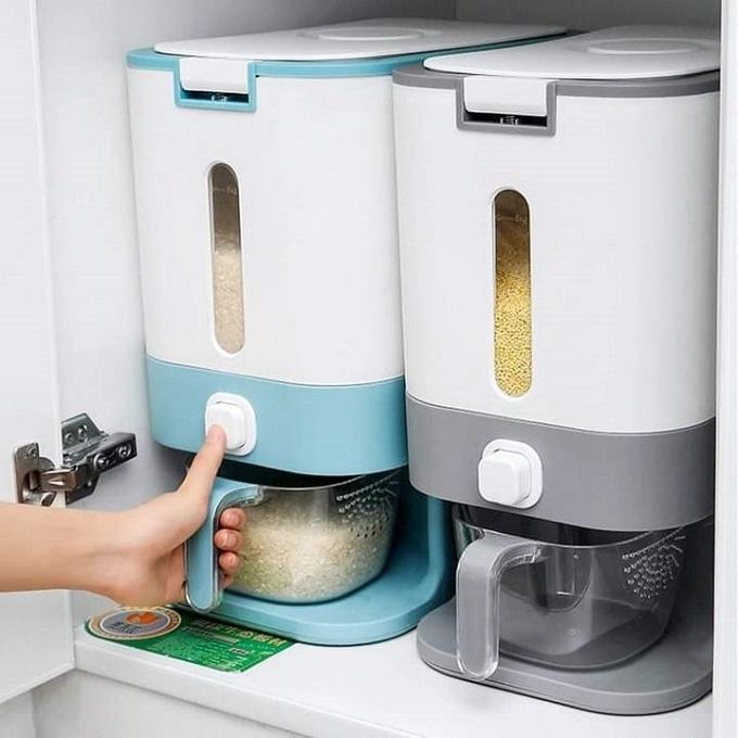 Automatic 12kg Cereal Dispenser