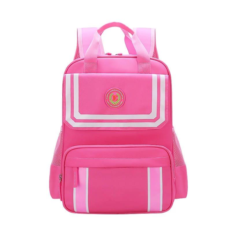 School Backpack Bag - Pink