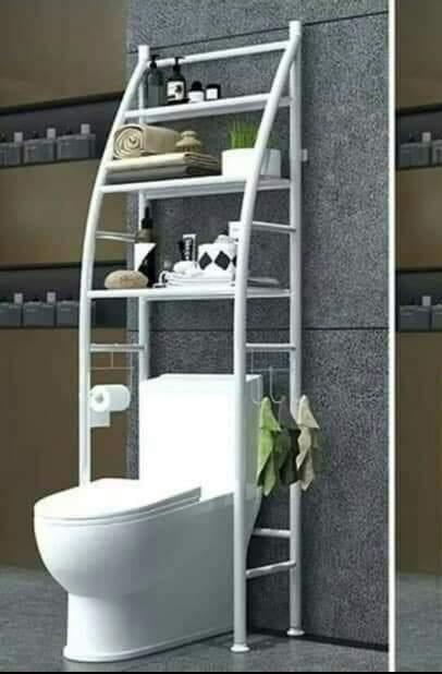 Over the toilet Bathroom Rack