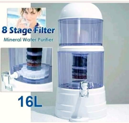 Tap Water Purifier With A Tap- 16Litres 7 Filter Stages