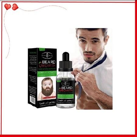 Beard Growth Beard Growth Beard & Moustache Fast Growth Oil