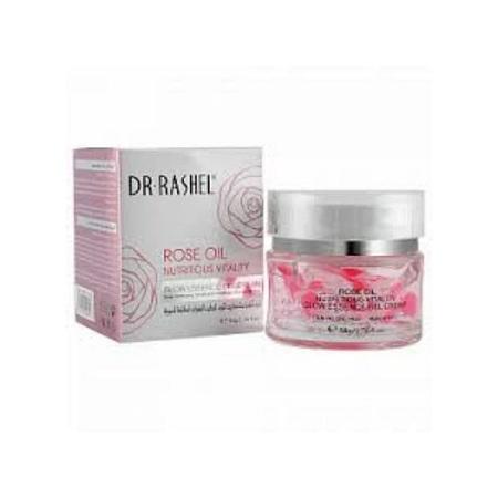Dr. Rashel Dr Rashel Rose Oil Glow Essence Gel Cream..