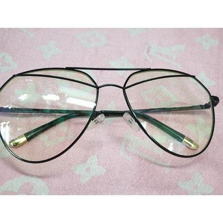Fashion Men's Sun Glasses - Green