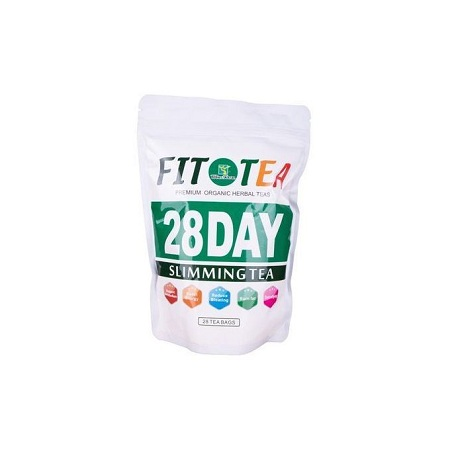 Fit Tea Fit Tea - Premium organic herbal tea 28 day slimming tea