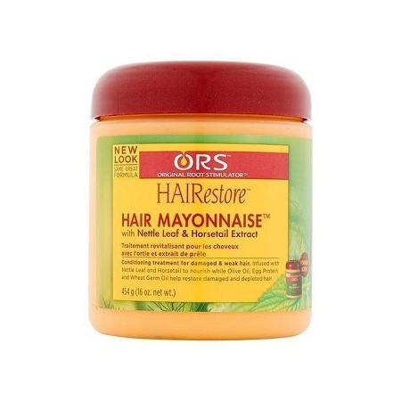 Ors HAIRestore Hair Mayonnaise with Nettle Leaf and Horsetail Extract.....