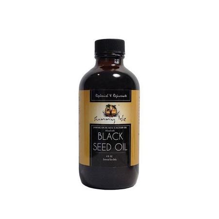 Sunny Isle Jamaican Black Seed Castor Oil - (4 oz)..