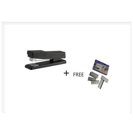 Kangaro Office And School Paper Stapler + Free Staples