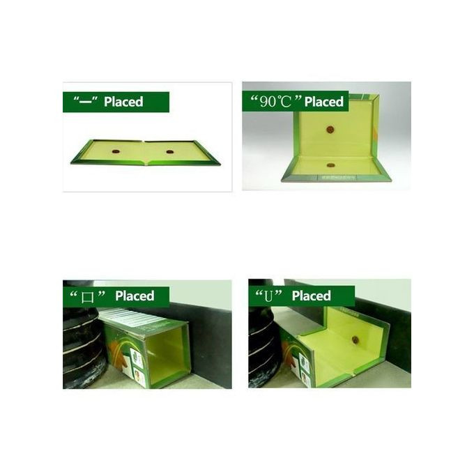 Non-Toxic Mouse Rat Trap Sticky Glue Board, Buy 1 Get 1 Free