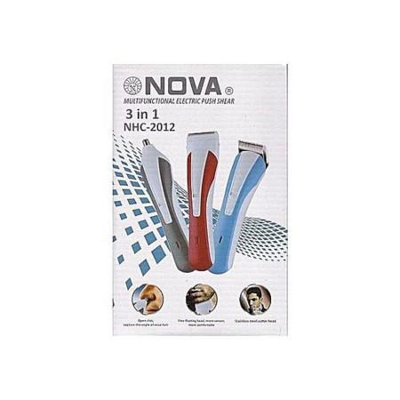 Nova 3 In 1 Shaver