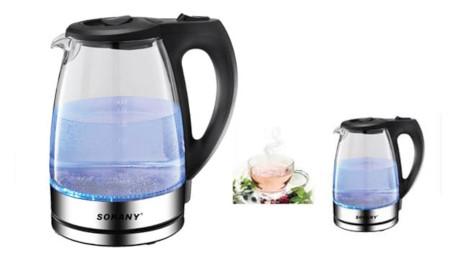 Sokany Electric kettle led