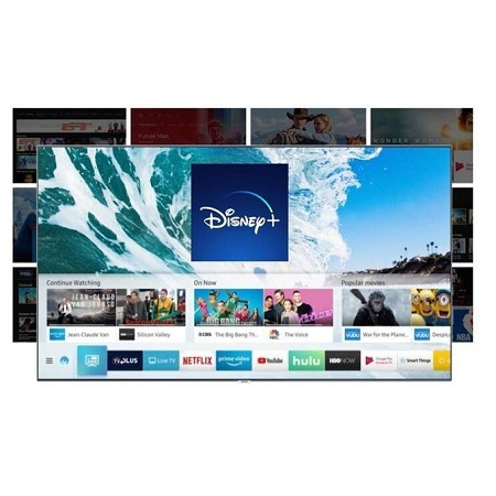 TCL 55 Inch FRAMELESS 4K ULTRA HD ANDROID TV, VOICE CONTROL 55P717