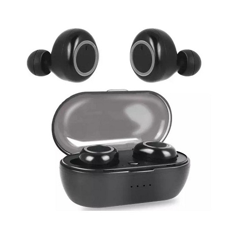 Fashion Bluetooth Earphones + Charging Battery Box