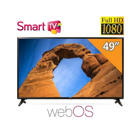 Full HD Smart LED Television 49 Inch