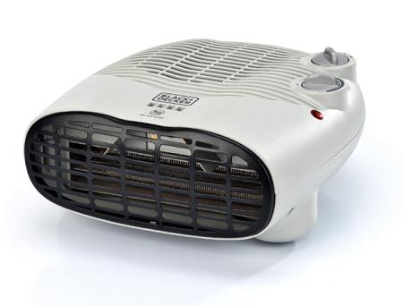 BLACK&DECKER Horizontal Fan Heater-HX230-B5