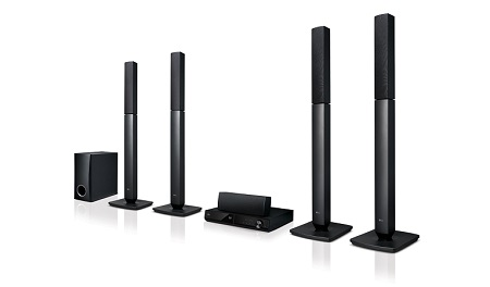 330W 5.1Ch DVD Home Theatre System