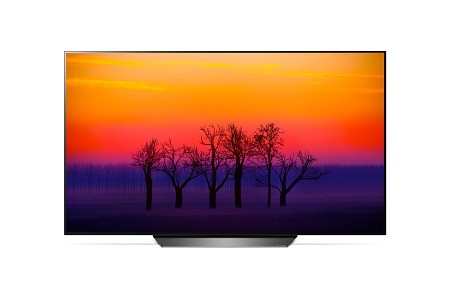 55 Inch OLED Smart Digital TV C8