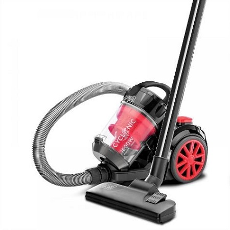 Black & Decker 1680W Bagless Vacuum Cleaner - VM1680-B5