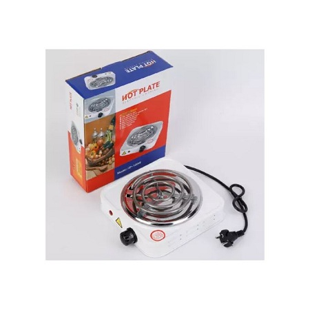 1500 W Electric Single Spiral Hotplate Cooker