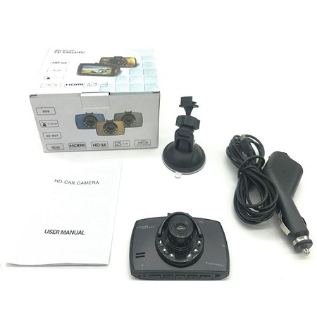 2.7 Inch Camera Recording Hd 1080P Car Camera Dash Cam With 170 Wide Angle