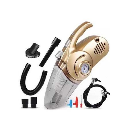 4in1Car Vacuum Cleaner Inflatable Pump Air Compressor