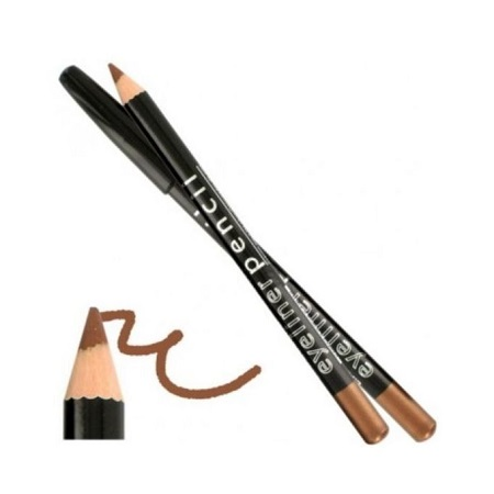 L.A. Colors  Eyeliner Pencil – Copper